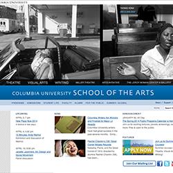 Columbia School of the Arts -