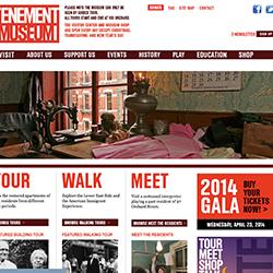Tenement Museum -