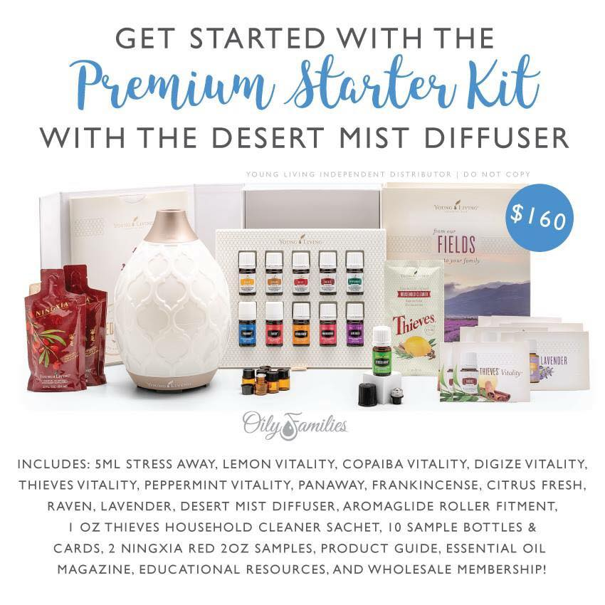 """Young Living Essential Oils & Supplements - From probiotics to diffusers and all the best oils, there's always a gift here! Corny/cheesy/cliche whatever you want to call it.. the oils have changed my life. Yep. I said it. I have had the opportunity to learn so much about them and have seen them work in my own body as well as my friends and family and I am all in. God is incredible and never ceases to amaze me in His provision. Oils are perfect for our cells and when you have a pure therapeutic grade oil, good things happen. Your cells are cleansed, renewed, and given new life. Take them as supplements, take them with their probiotics for better absorption, and they have tons of supplements that I have fallen in love with for my hormones and inflammation! Aside from their amazing works, I love my team. Yeah, it's a """"MLM"""" but we aren't ever left in the dark to fend for ourselves. I don't sign you up to make money off of you - I do it so you can learn how to use them to benefit you and your family. The people under me get so many opportunities to learn, to win free giveaways, and create a community! I want you to grow in such a way to see your efforts benefit the health of the people around you! Yes, it is so nice to have extra income for the work we put into it - I can't lie about that. At the end of the day, it's not the money, it's about waking people up to the goodness and provision of our good father. If you are at all interested, I am running a special this month of December on starter kits! If you want to get started, it's the best way to go. You get a diffuser, fun treats and supplements, and 11 AMAZING oils on top of 24% off all of your purchases moving forward. For everyone that signs up to receive a starter kit this month, I am sending a complimentary dry brush! Again, I am not here just to make money.. I absolutely love these oils and only trust this company's quality. I want you guys to see the goodness that comes from them!Prices range from $11 and up on """