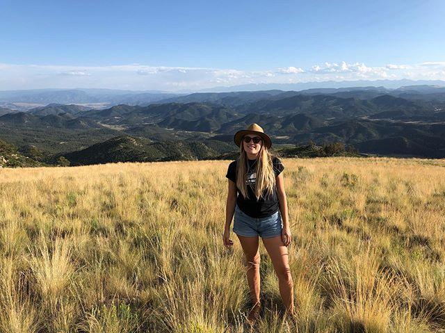 Hung at all those Colorado ranches 🦌