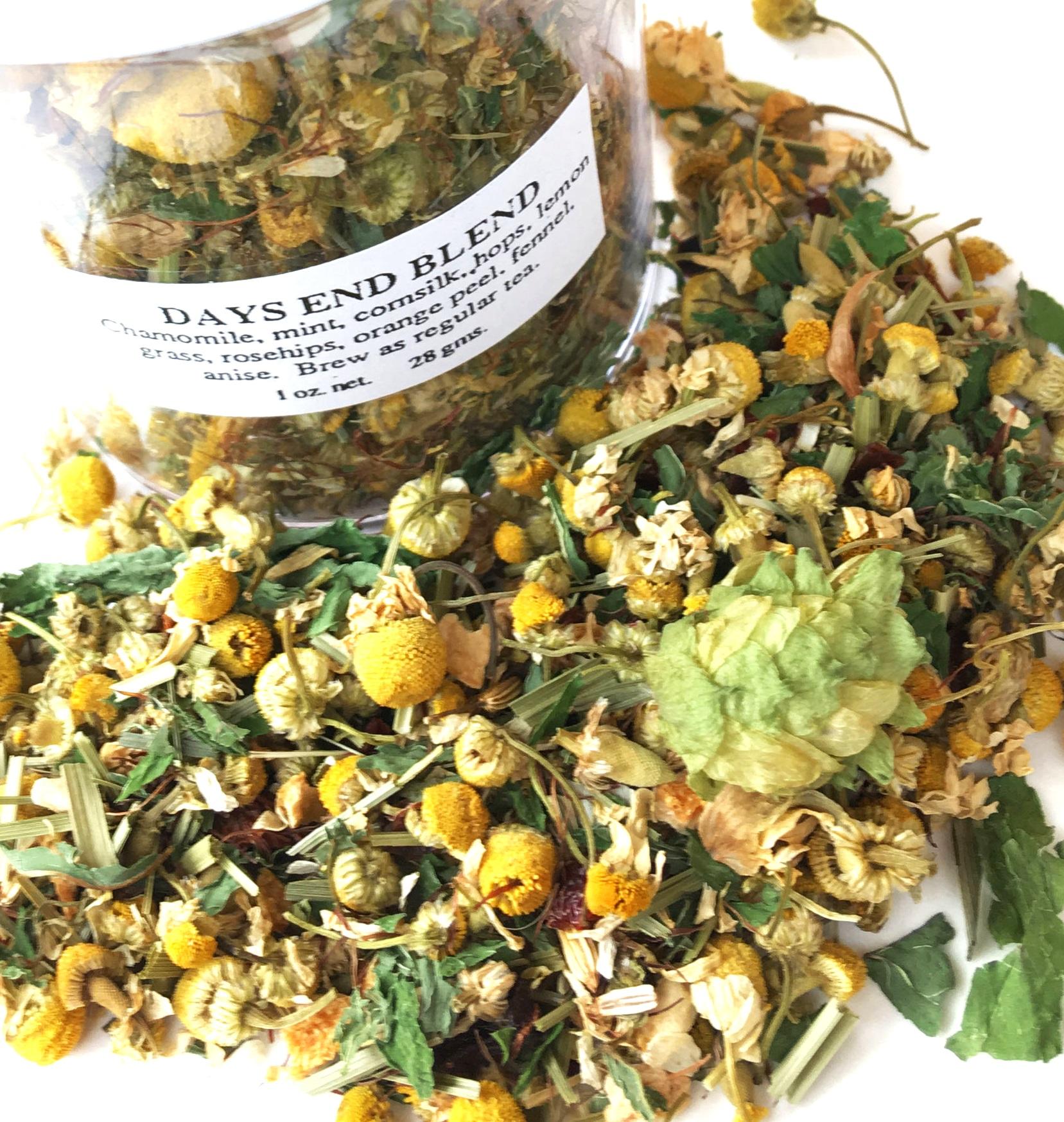 TEAS & TISANES   Shop our array of herbal teas and tisanes.