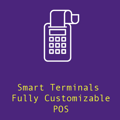 Smart Terminals | Cash Discount