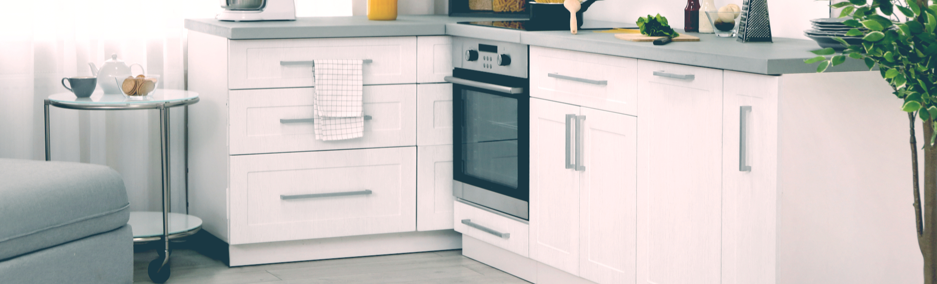 RICH WOOD - Shaker Cabinets