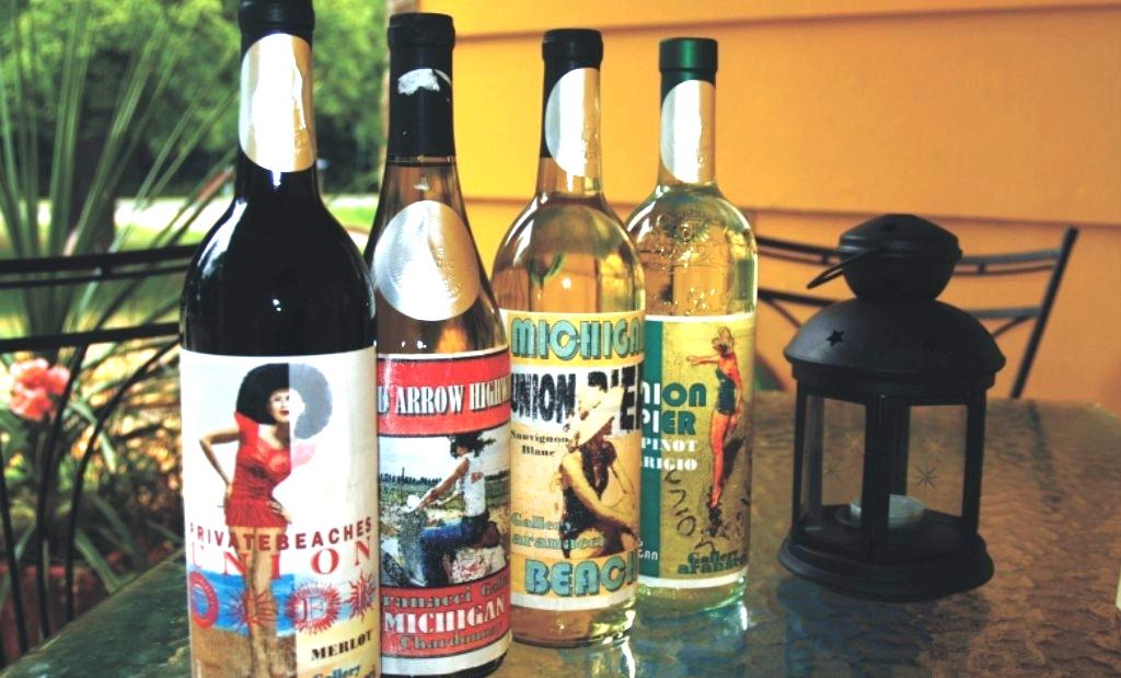 Wineries - Tasting rooms