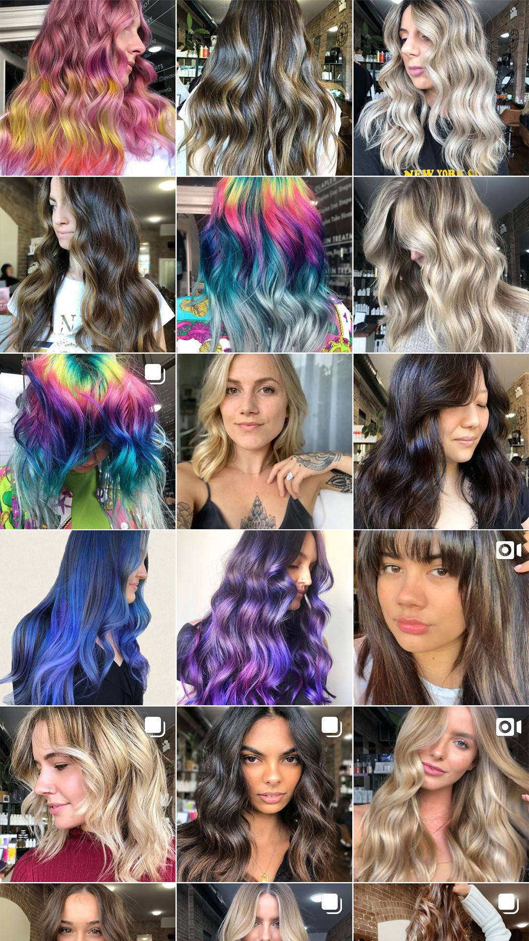 Check out more of Amanda's work on Instagram @amandatua_hair -