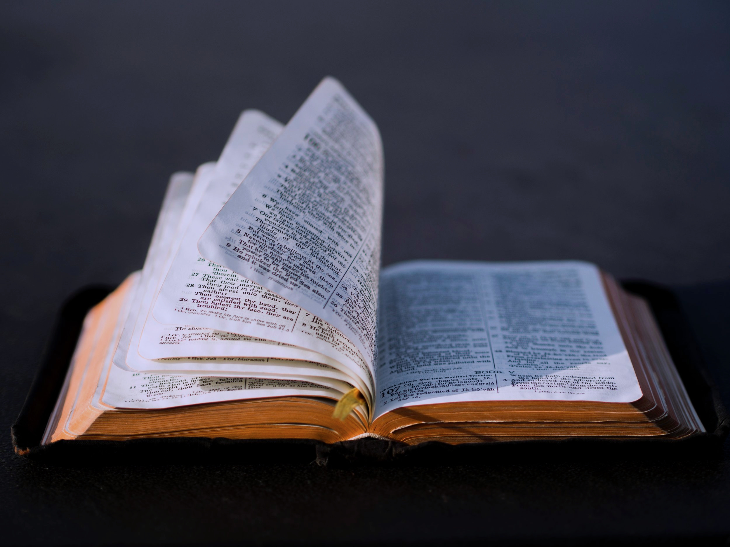 Apologetics Canada - Is my Bible reliable?August 2018