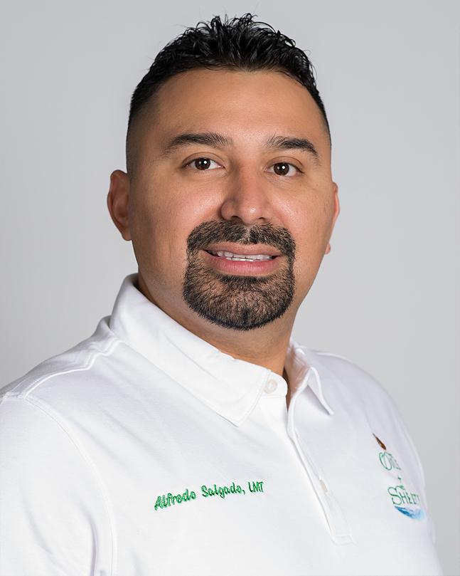 ALFREDO SALGADO   Founder, Oils + Sheets
