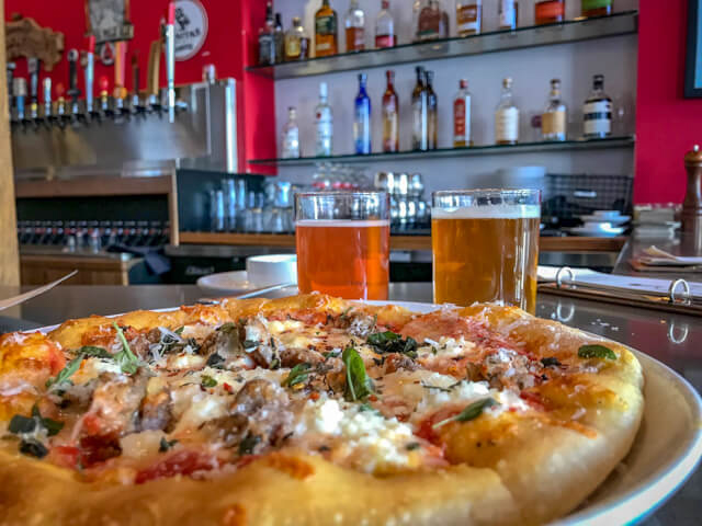 Lucky Pie and Local ingredients makes for true Colorado Pizza