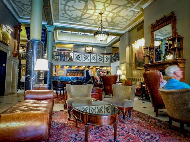 Historic Oxford Hotel