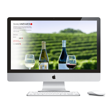Small Vineyards (2006)   San Francisco, CA  If you ever wanted to explore new wines and taste wine selection from a range of regions around the world, joining Small Vineyards subscription model is one of the best ways to start.