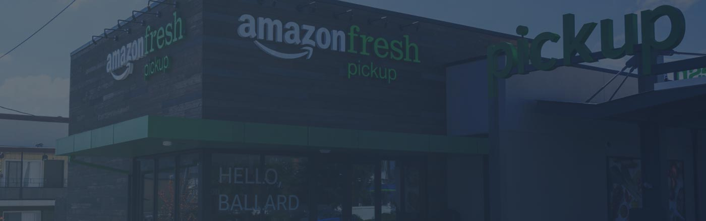 Amazon Fresh - Pickup Stations