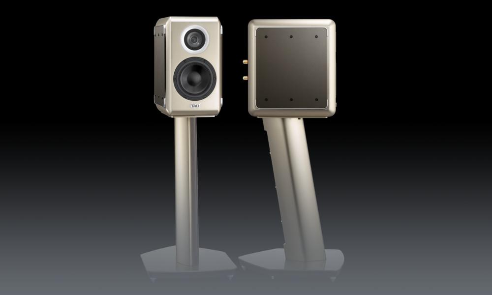 Image by TAD Laboratories, Micro Evolution One in Titanium Silver finish
