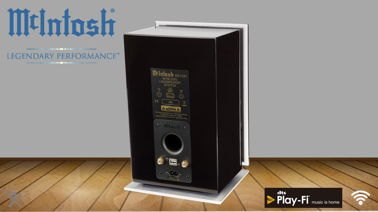 Image by McIntosh Laboratories, edited by Jay @ Audio Excellence