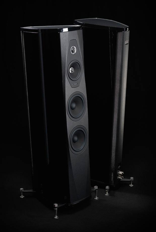 Sonus faberOlympica III - NewGloss Black.Reg. $19,000.Sale $13,500S O L D