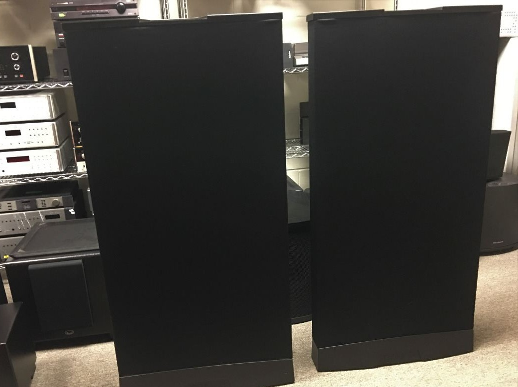 Newly Rebuilt Quad 989 Full Range Electrostatic Speakers - $4500 - Quad ESL 989 Full Range Electrostatic SpeakersCompletely rebuilt by Ken Simpson. All new panels and dust covers. Work was completed about 2 months ago, costing about $5,000.