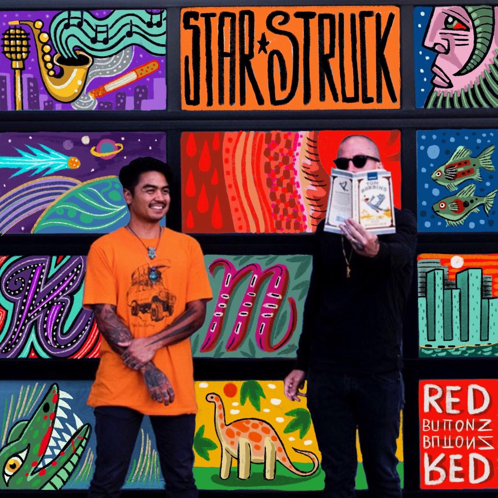 STARSTRUCK - ZACHARY MURDOCK