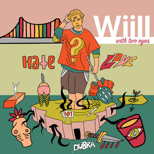 WIILL WITH TWO EYES by Wiill