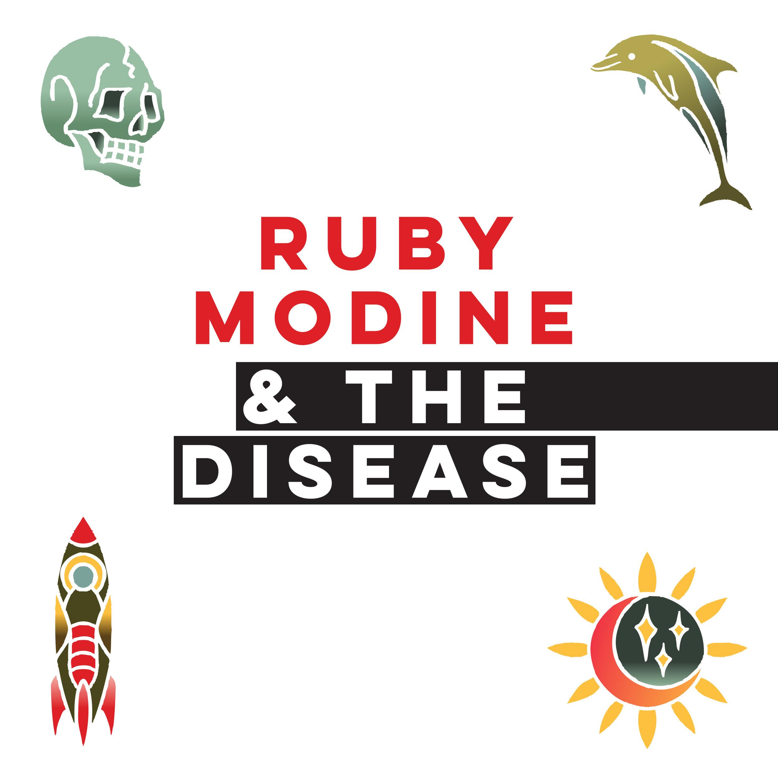 RUBY MODINE & THE DISEASE {E.P.}