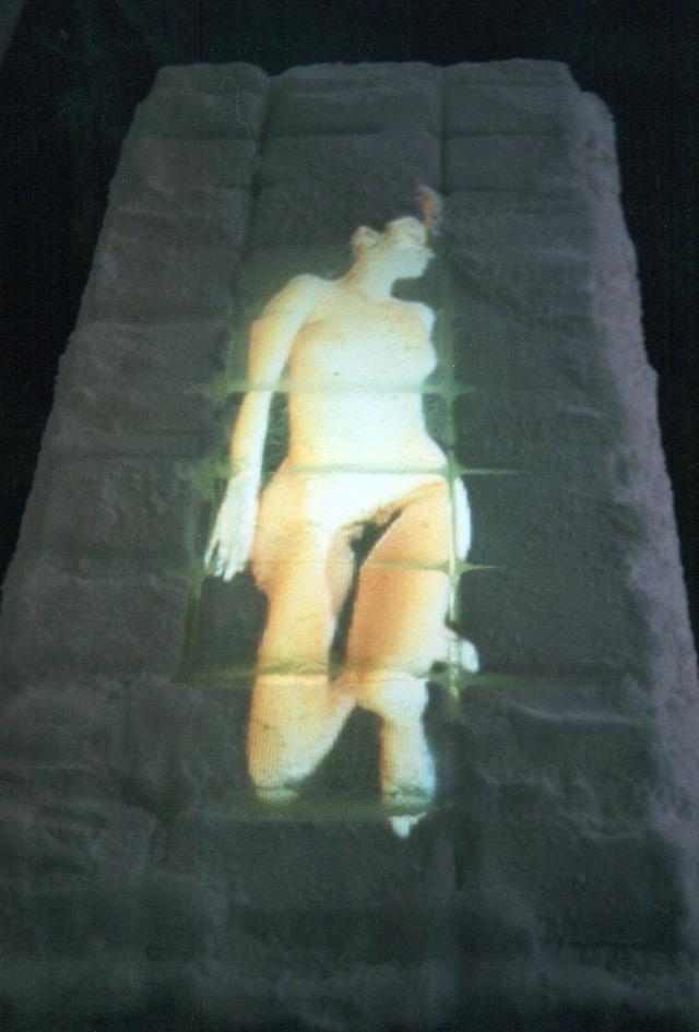 "sanja ivekovic, ""frozen images' 1992"