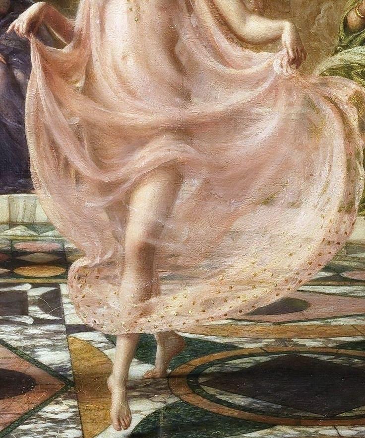 Sir Edward John Paynter, Danza Ionica