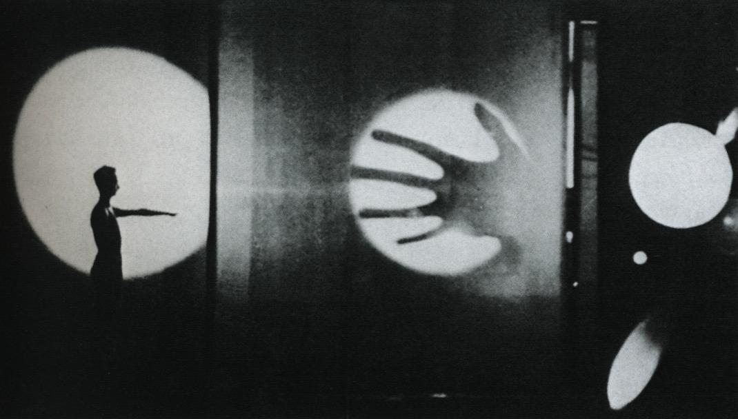 Oskar Schlemmer, Schattenspiel, 1926