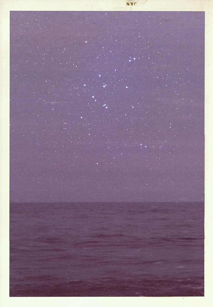 The Constellations of Summer, Francesco Levy