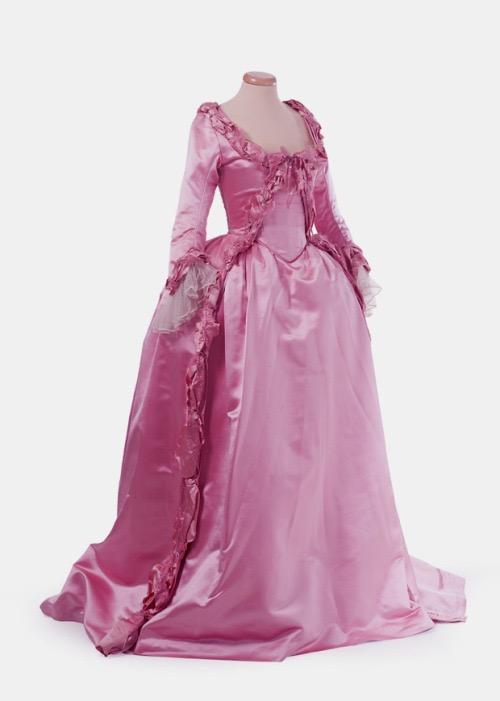 Costumes designed for Marie Antoinette (2006)