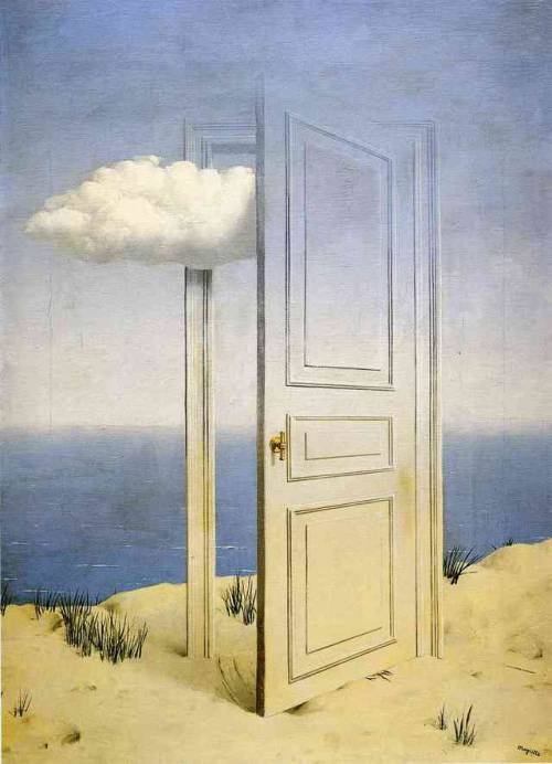 The victory, 1939, Rene Magritte