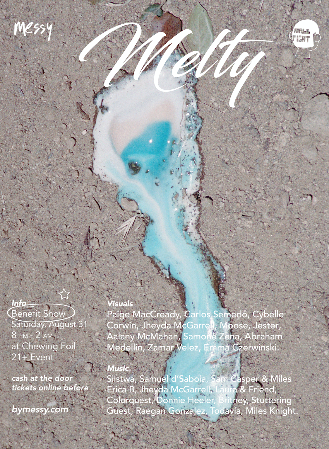 Poster for Melty