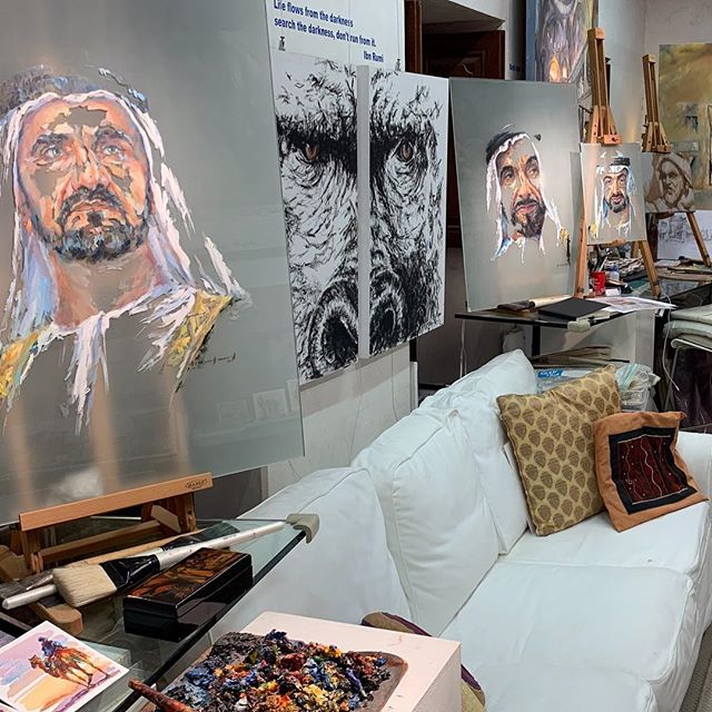 Last 2 days and 2 nights (Sat. & Sun. March 23, 24th) of SIKKA 2019. Come join the fun and excitement in Al Fahidi Historical Neighborhood @dubaiartseason @mestariaofficial @dubaiculture @desertart  @mestariaofficial @dubaiculture @alfahidineighbourhood @tashkeelstudio @artforumuae #artuae #sikka19 #mikearnoldart #mestaria #alfahidihistoricalneighbourhood #dubaiart #dubai #uaeart #artuae #dubaiculture #dubailife #dubaicreek #tashkeelatsikka