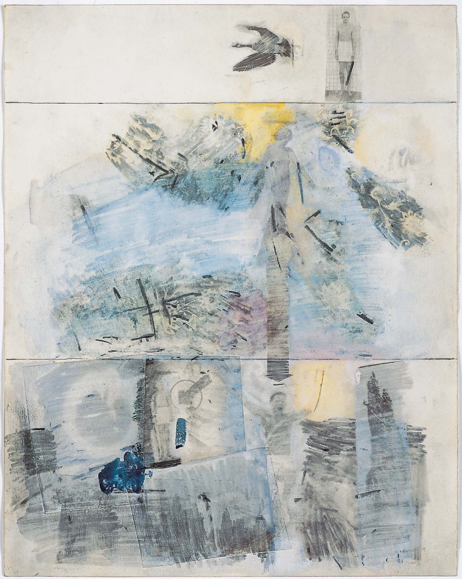 From the  Rauschenberg Foundation website