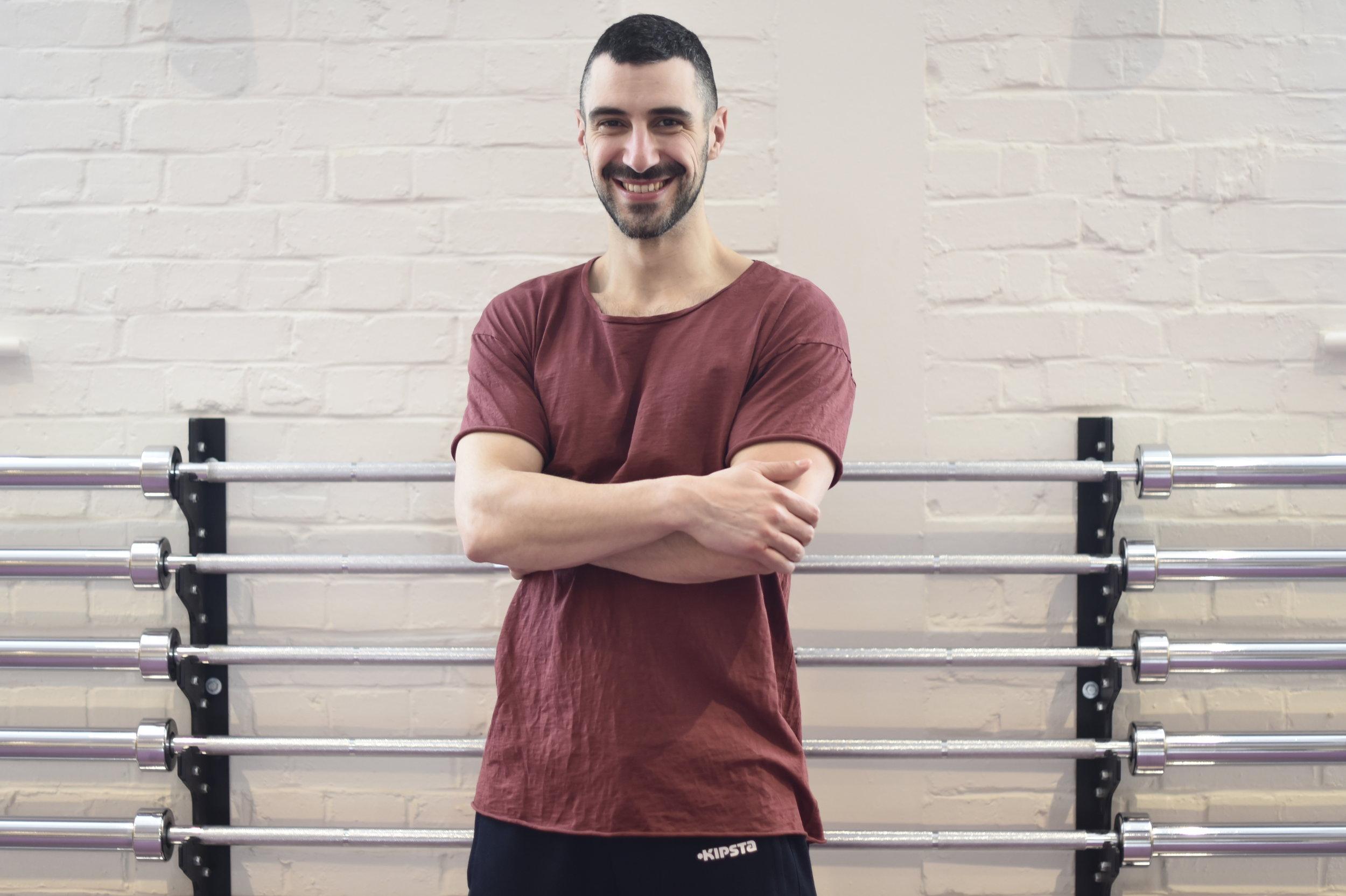 Marco Litto - Sports Therapist
