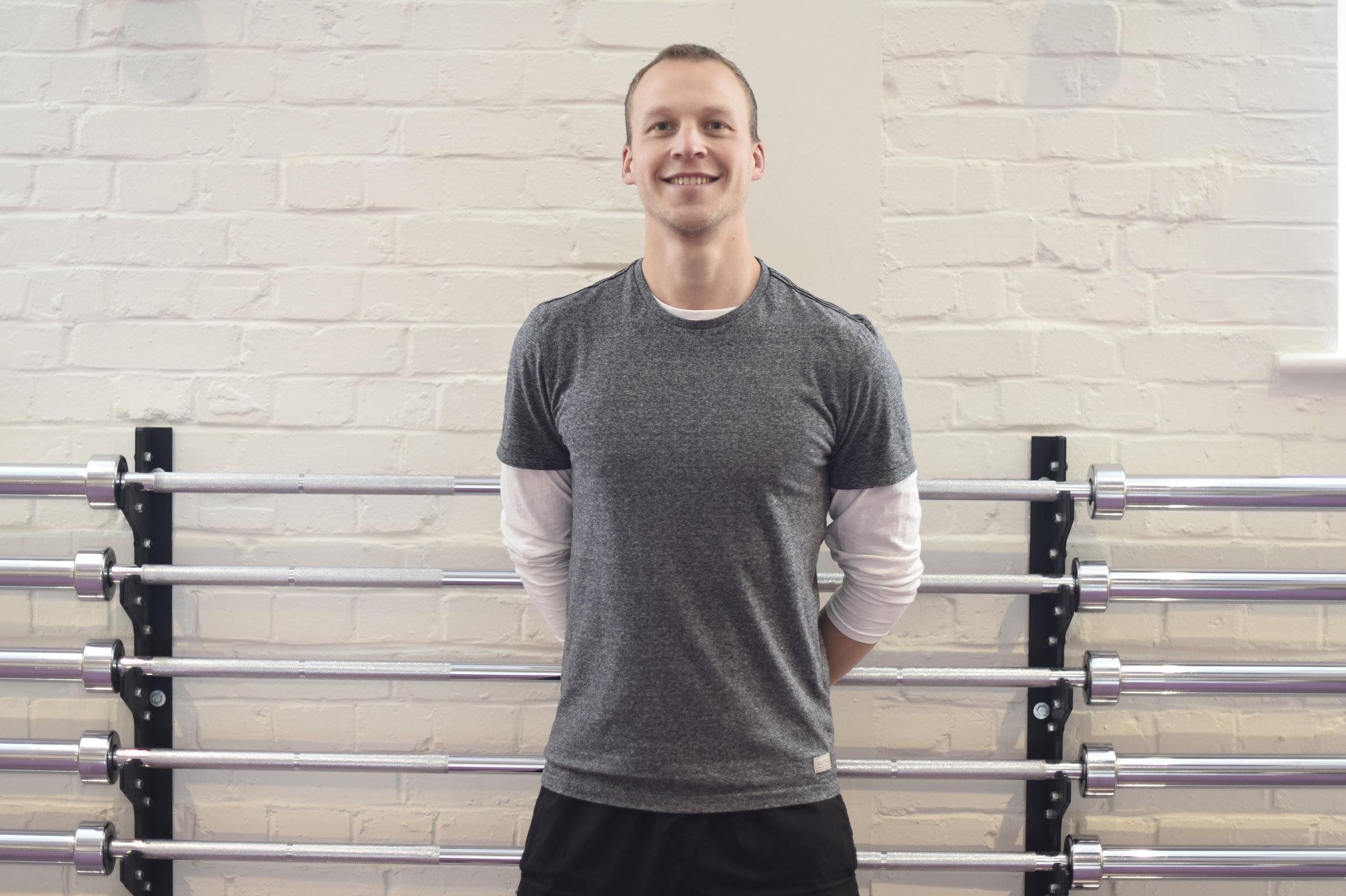 Seb Hicks - Osteopath (MSC)