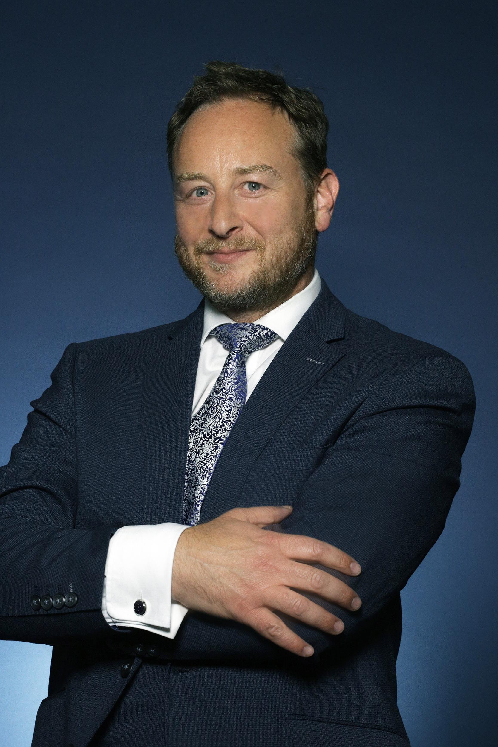 Dr Andrew Goldberg