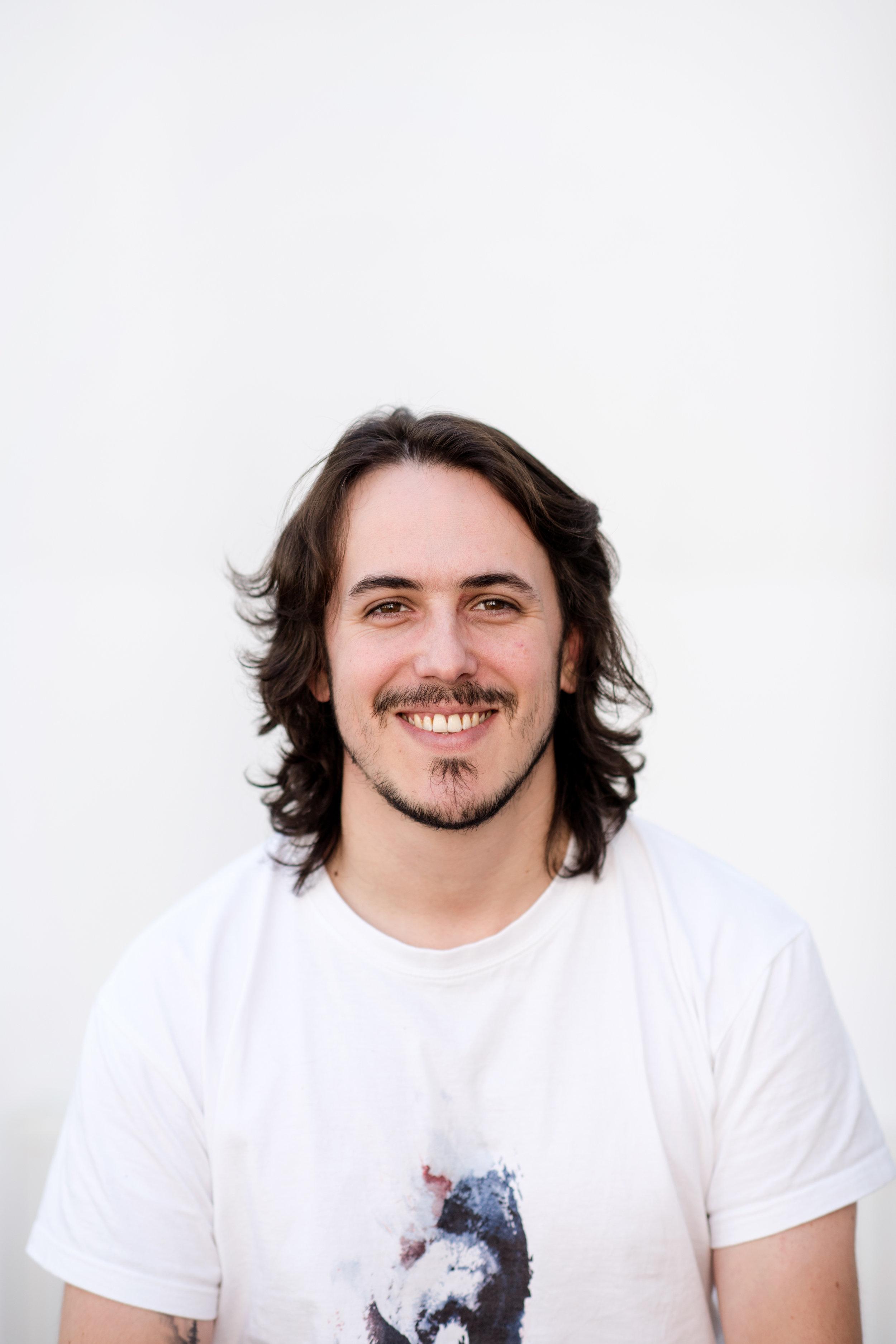 Jorj Ives // Head Technical Geek (CTO)