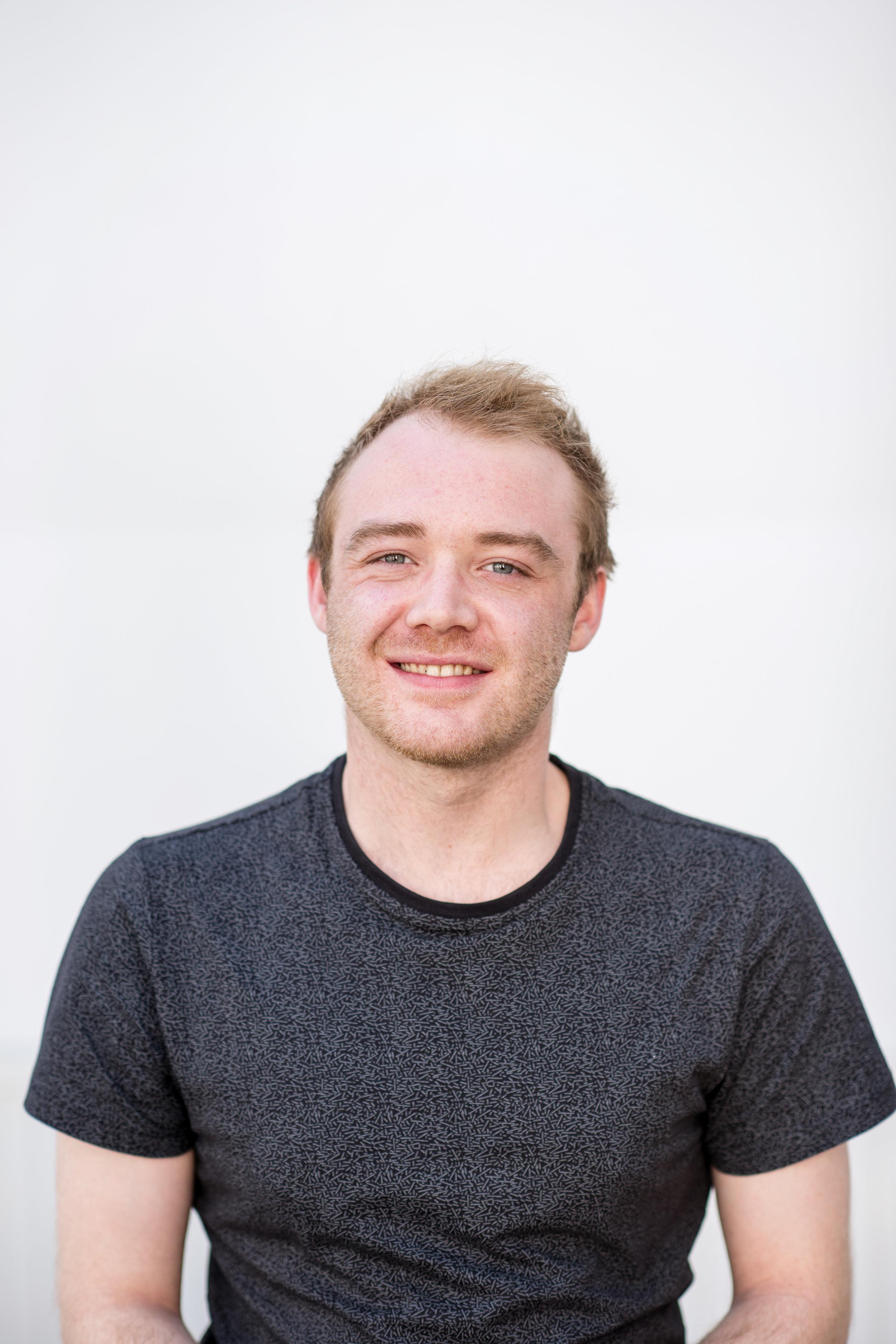 Garry Sanders // Full Stack Developer