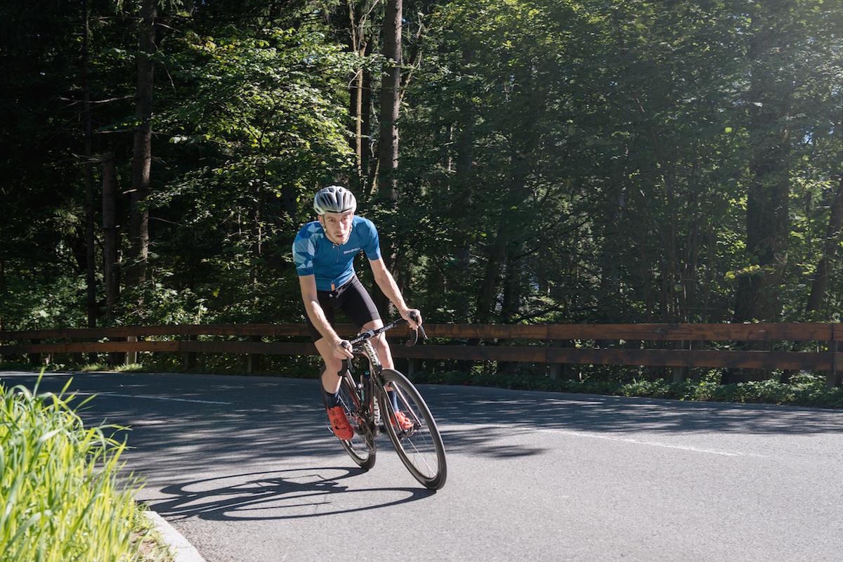 "<img src=""Road IBK SML - 9 (1).jpg"" alt=""road cyclist riding in european forest"">"