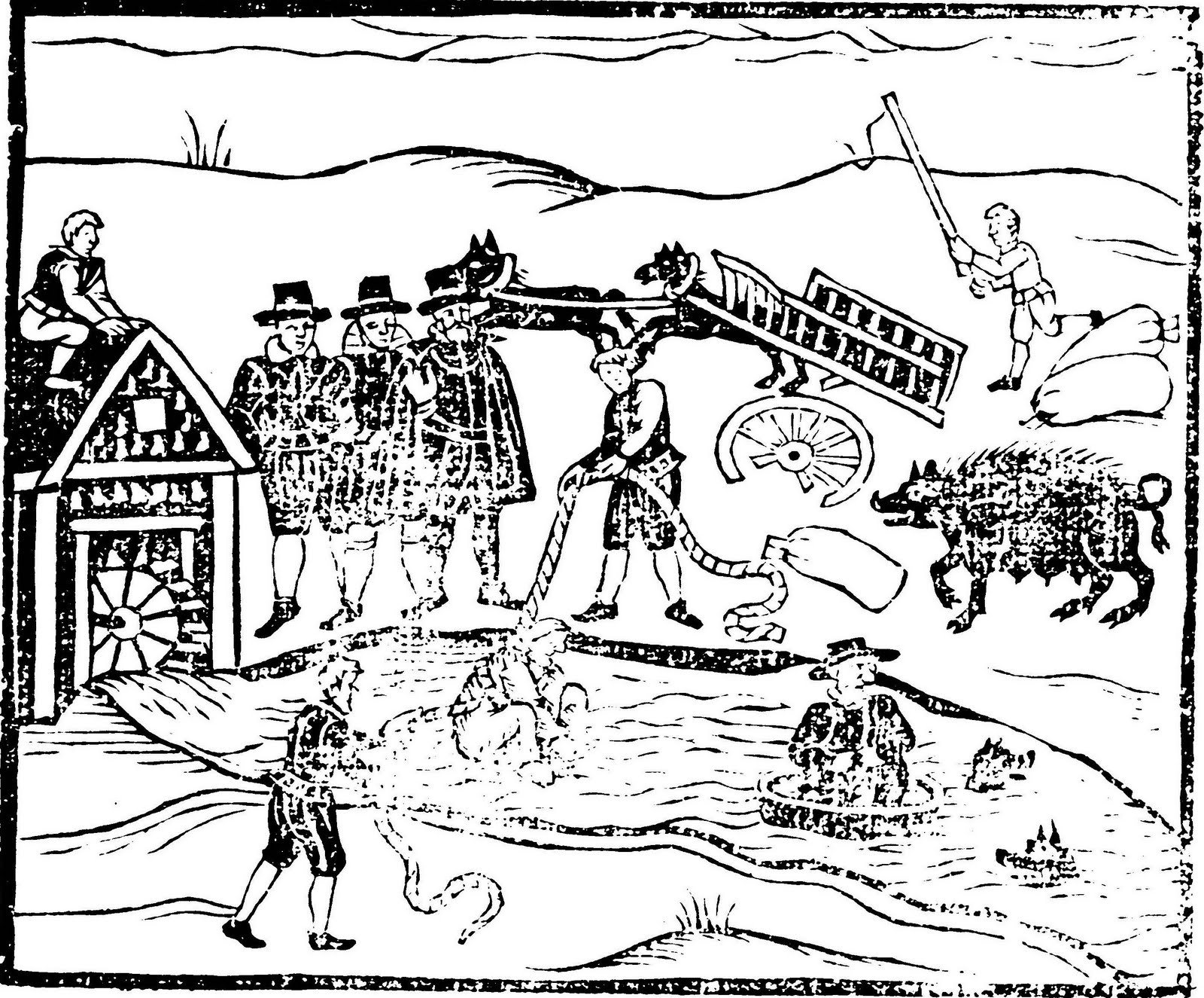 The Last English Witch Hunt 1699