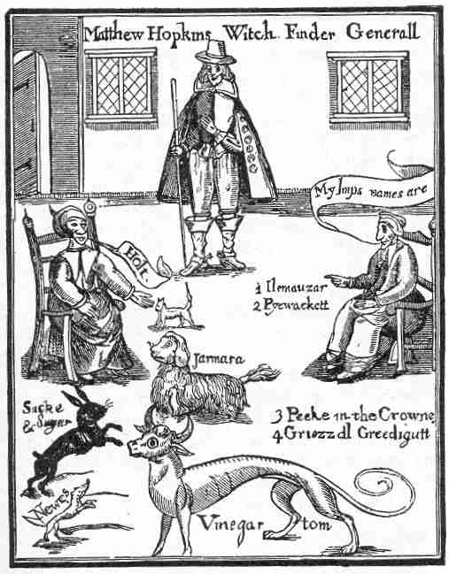 Elizabeth Clarke and the Rise of the Witchfinder General