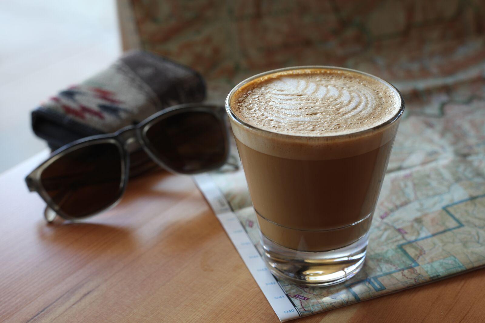 FRESH COFFEE + PASTRIES