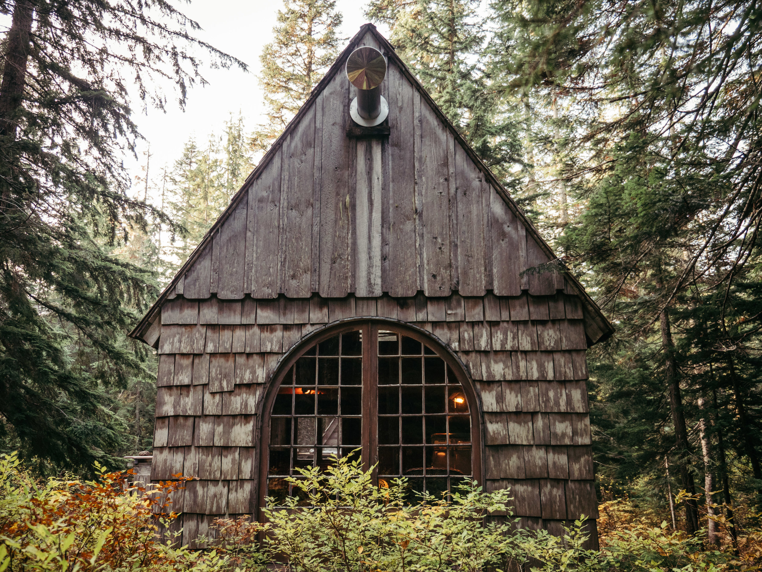 Alpental River Cabin - Make your stay historic. Coming soon.