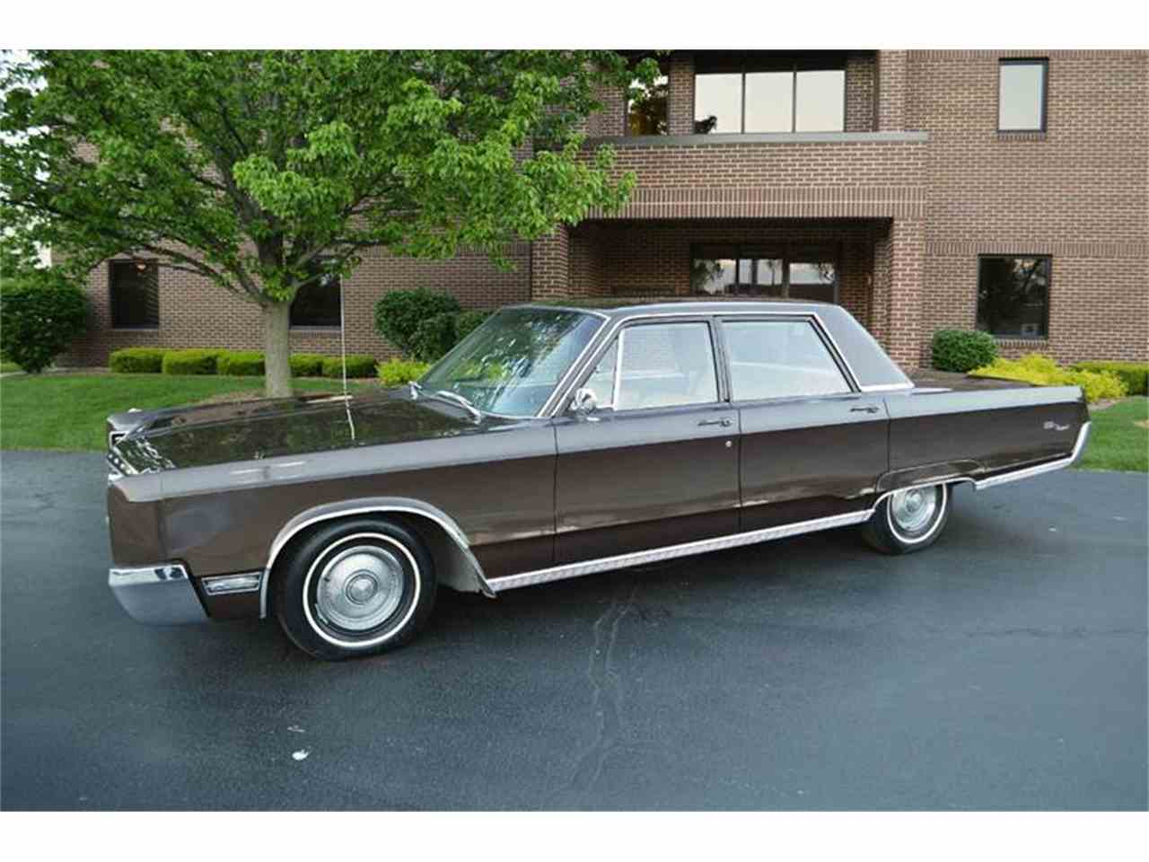Blake's first car, 1967 Chrysler Newport. Blake's was gold with a black top. But besides the color, this body is identical.