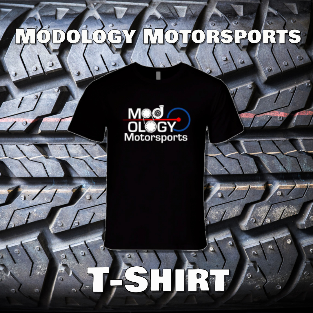 2nd Place Price - Modology Motorsports T-shirt!