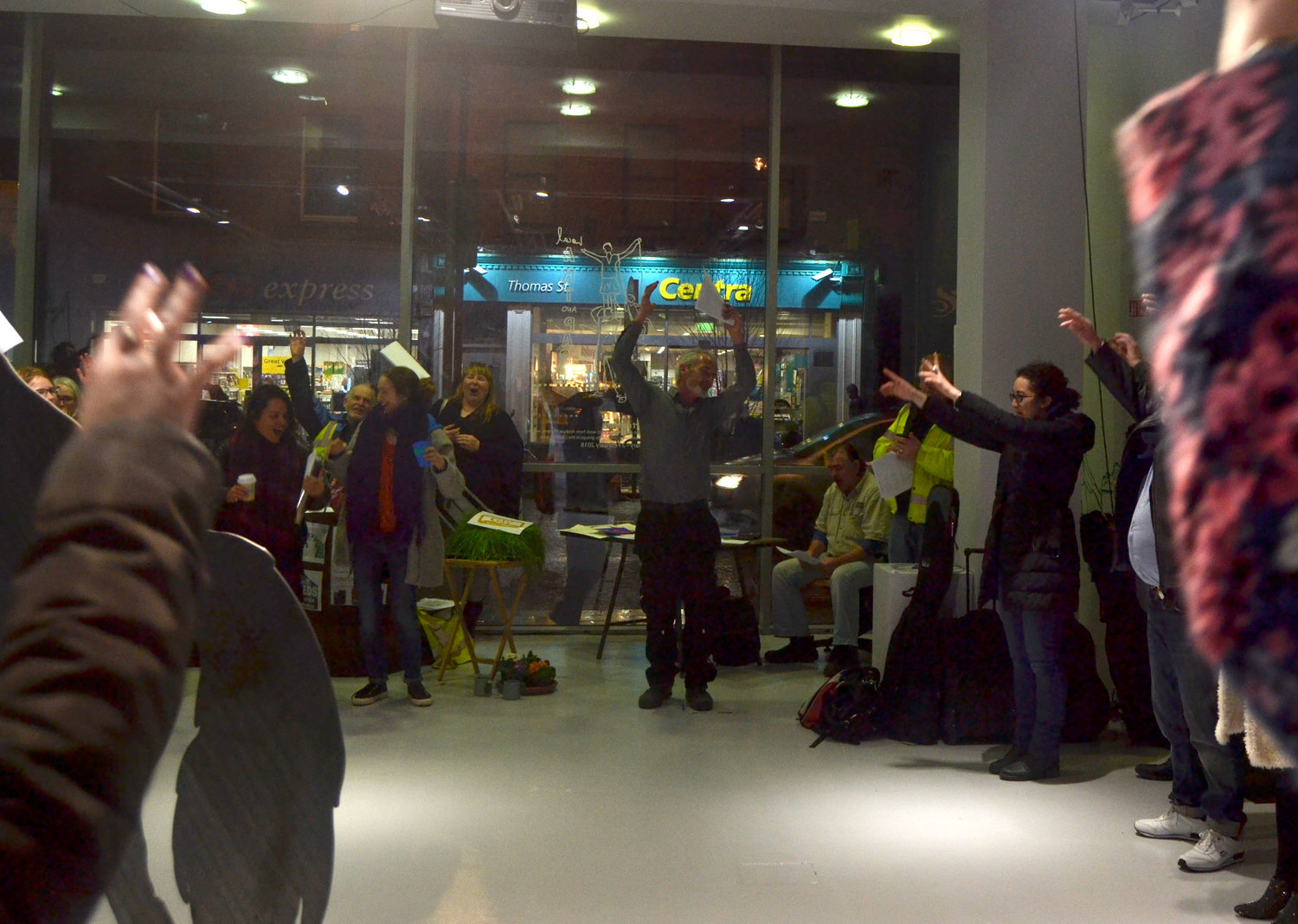 Singing Group   We have a singing group, organised by the Men's Shed and NCAD. ALL WELCOME! Check calendar details.   Click Here to see the Choir Gallery