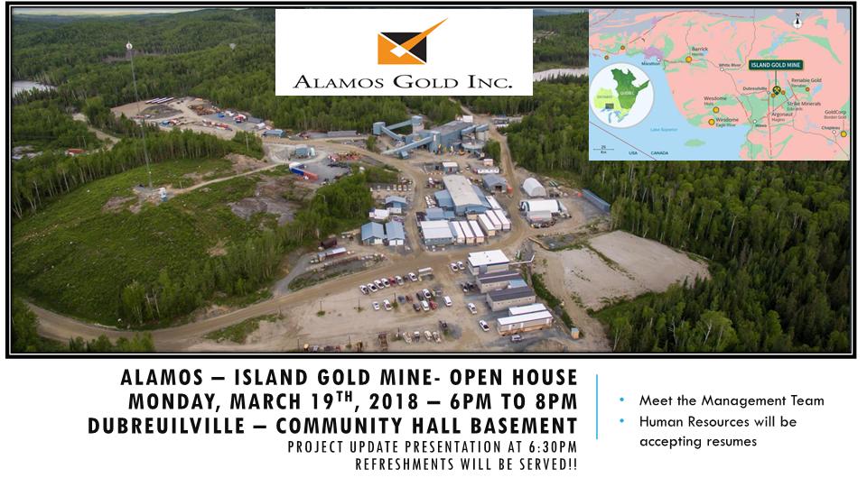 Alamos Open House Flyer 2018 - Dubreuilville.png