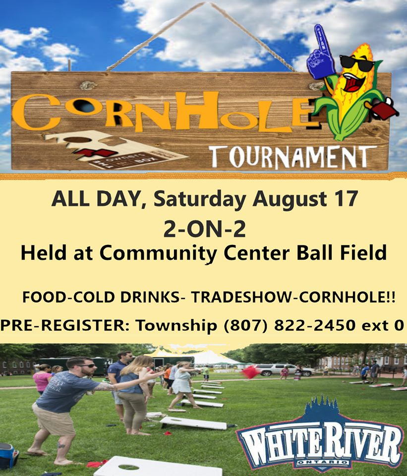 This CornHole Tournament is part of the 31st Annual Winnie's Hometown Festival Aug 16,17 & 18, 2019