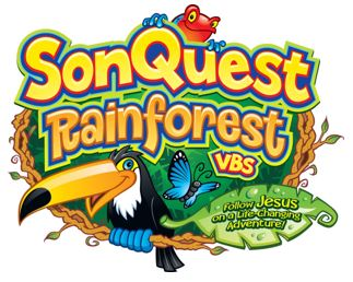 Wawa Faith Community Presents    the SonQuest Rainforest VBS      The Wawa Faith Community presents a free SonQuest Rainforest Vacation Bible School program for children ages 4 to 12 at Calvary Pentecostal Church (12 Government Rd, Wawa) and the Faith Community Churches (Anglican, Baptist, Roman Catholic, and United). The program will run during the week of Monday, July 22, to Friday, July 26 from 9 a.m. to 2 p.m. with registration at 9 a.m.  Children will participate in music and singing, stories, crafts, games and activities. Each  day, children will start the program at Calvary Pentecostal Church, then move to Sir James Dunn school yard for some play time followed by exploring the various Wawa churches where lunches will be provided, and story time enjoyed. Closing assemblies will be at Calvary Pentecostal Church.  On Friday, July 26, everyone is invited to a BBQ with Bouncy Castles from 12 p.m. to 3 p.m. on the Sir James Dunn field.  For more information, please contact Clinton at 705-914-0403 or Mike at 705-852-0903.