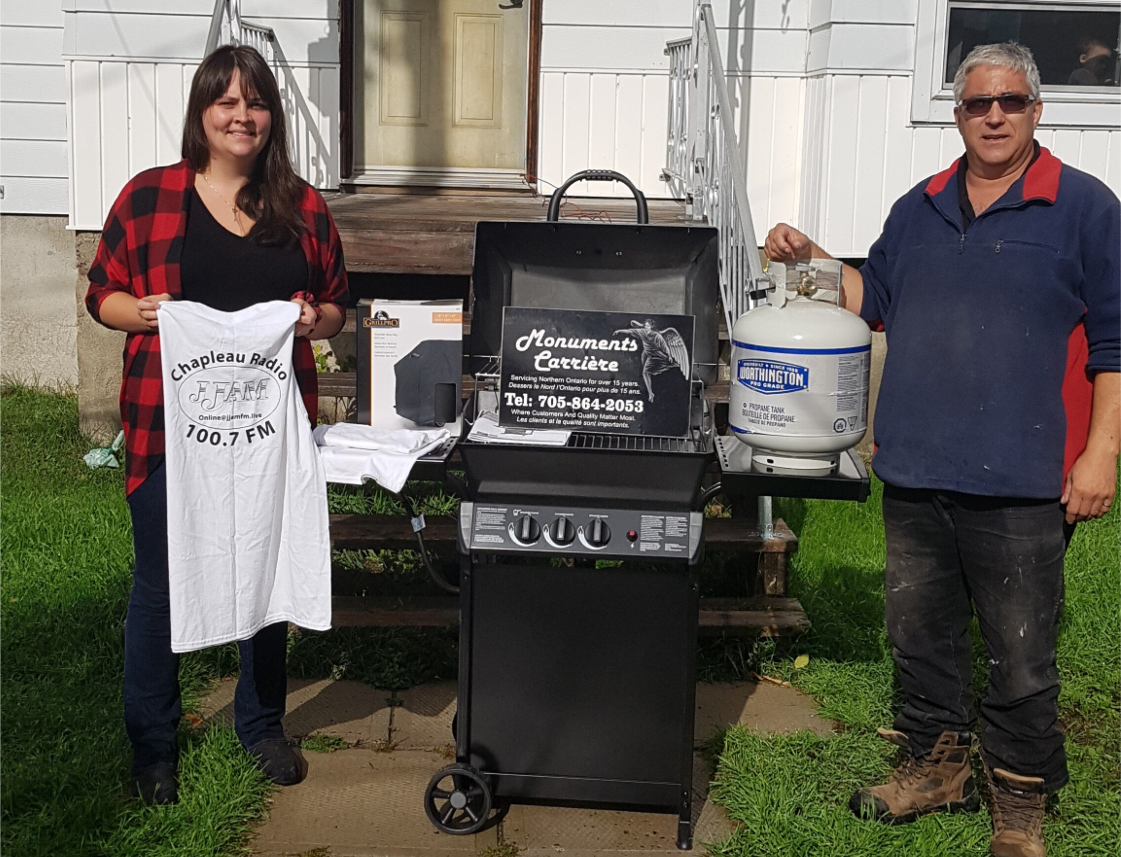 Monuments Carriere-Ultimate BBQ Giveaway -Prize drawn Sept 27 2019