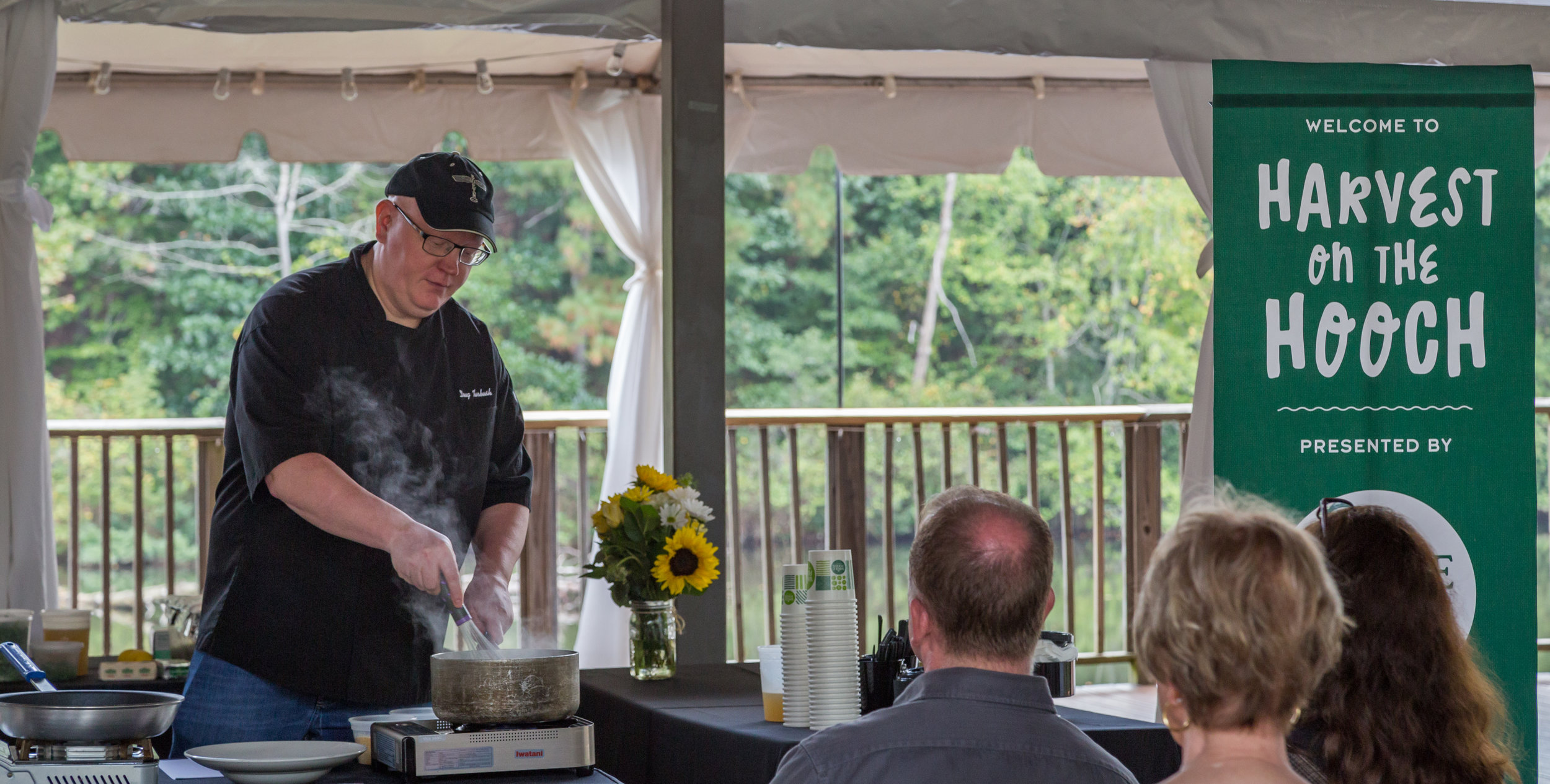 CNC Harvest on the Hooch 2017_vip chef presentation_2.jpg
