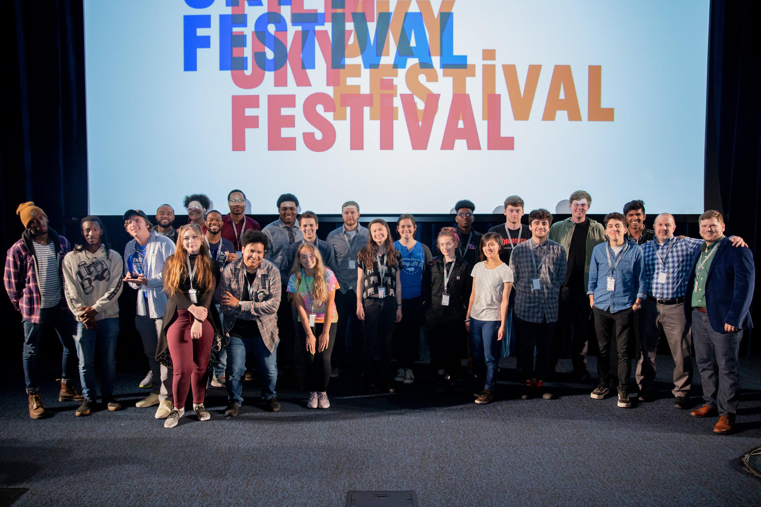 UKY Film Festival - Spring 2019 Filmmakers!